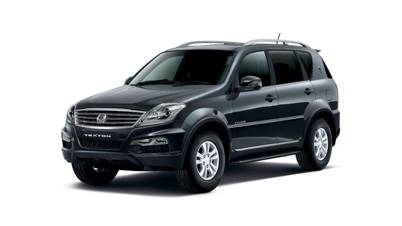 Rexton fuelling Mahindras growth in the premium segment of Indian market