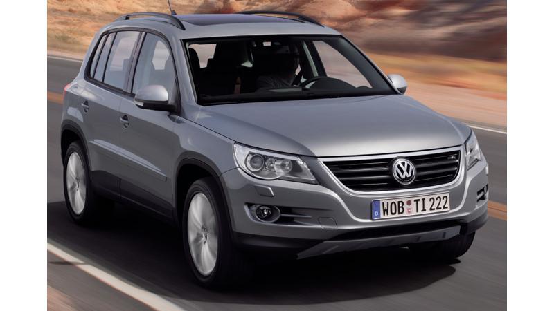 Volkswagen Taigun to compete with Ford EcoSport