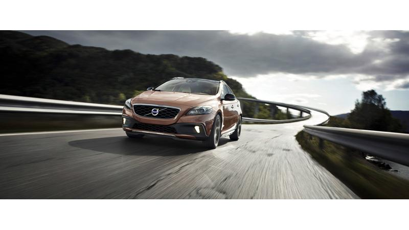 Volvo V40 Cross Country launched in Kerala