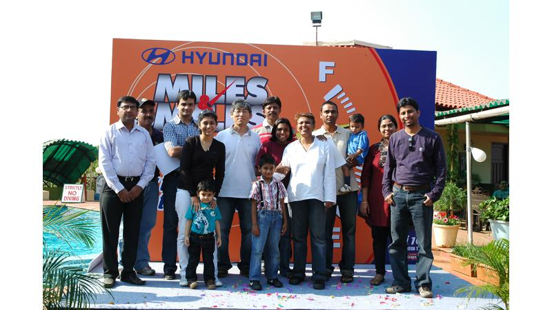 Hyundai Miles & Smiles Rally for i10 Kappa owners