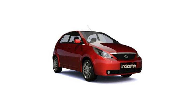 New Tata Indica Vista Available in Limited Version