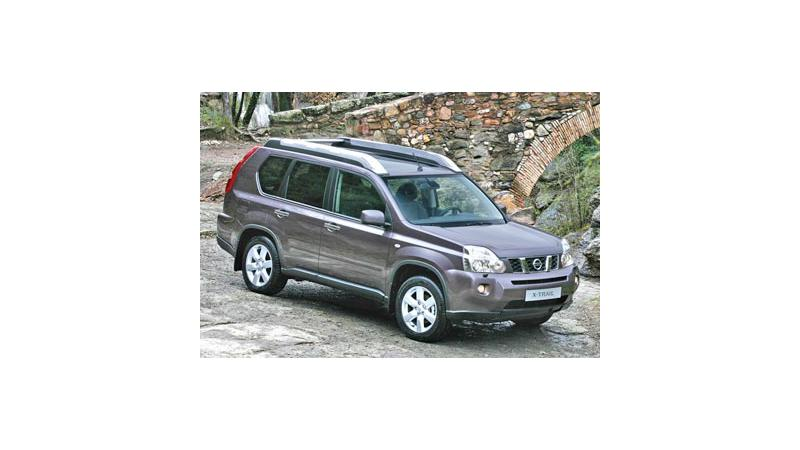 New Nissan X-Trail in India