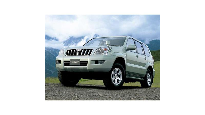 Land Cruiser and Fortuner from Toyota in India