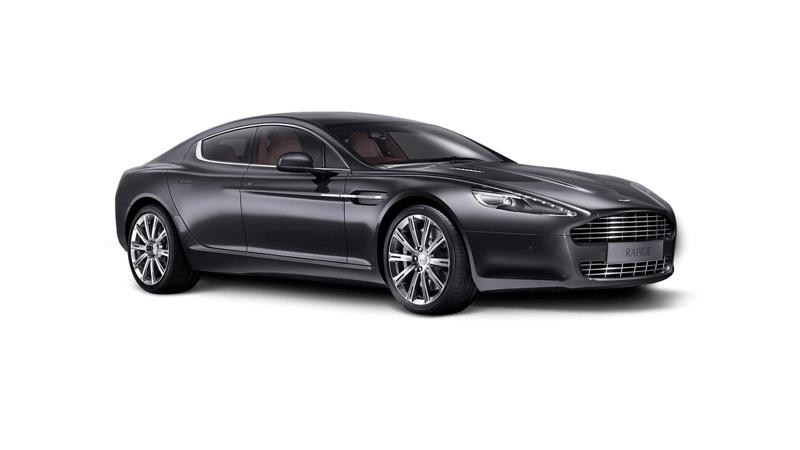 Aston Martin Rapide Images