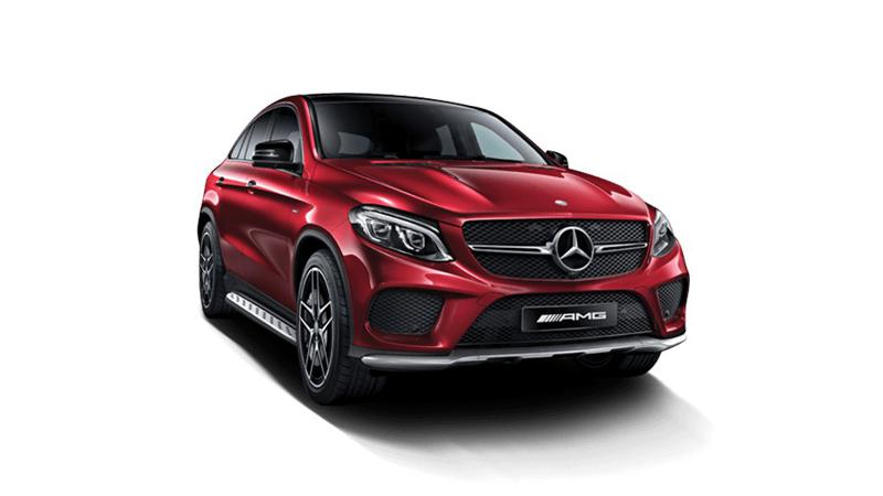 Mercedes Benz GLE Class Images