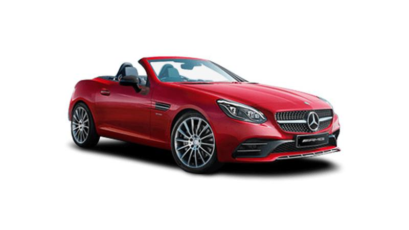 Mercedes Benz SLC Images