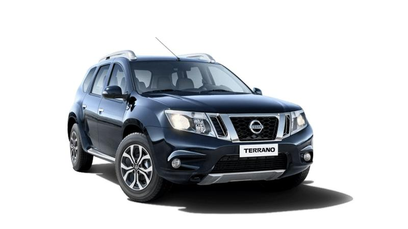 Nissan Terrano Images
