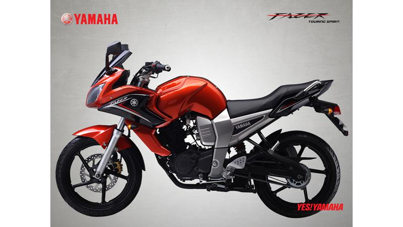 Yamaha Fazer Launched in India