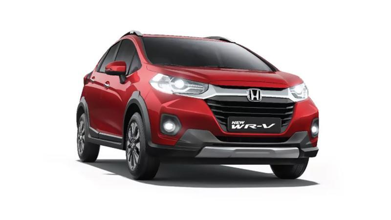 Honda WR-V Images