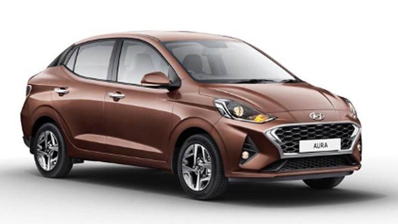 Hyundai Aura Images