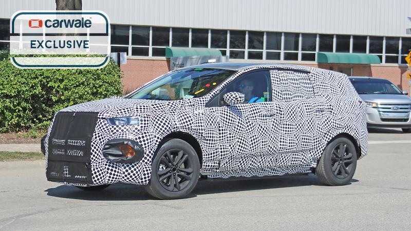 2022 Ford Mach 1 EV spotted testing for the first time ...
