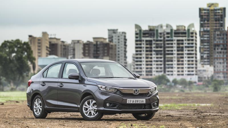 Honda Amaze VX variant now available in CVT option