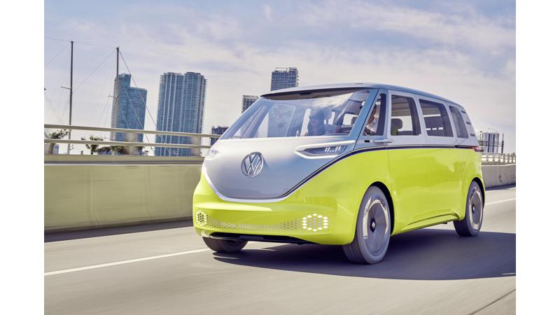 VW EV lineup to have four models by 2022