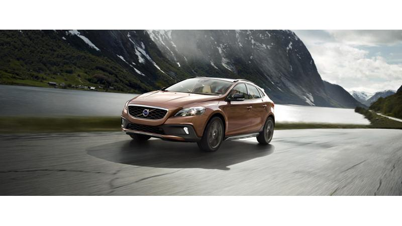 Volvo V40 Cross Country to set new benchmarks in India