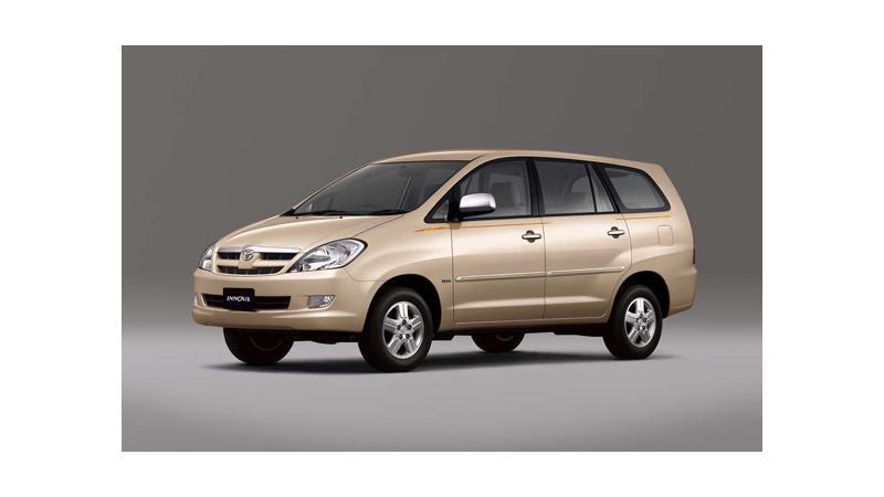 Toyota Innova and Toyota Corolla Get Expensive
