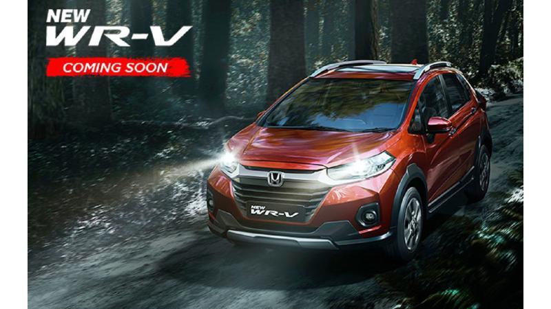 Honda WR-V Facelift