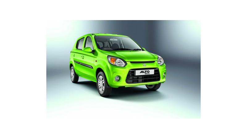 Maruti Alto 800 facelift introduced in Sri Lanka for Rs 9.33 lakh
