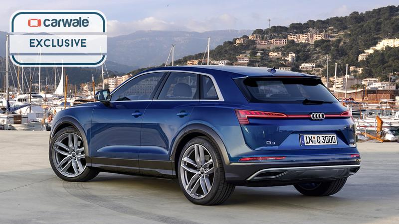 2019 Audi Q3 unofficially rendered