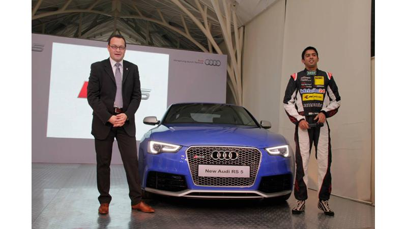Audi RS Coupe launched at Rs. 96 lakh