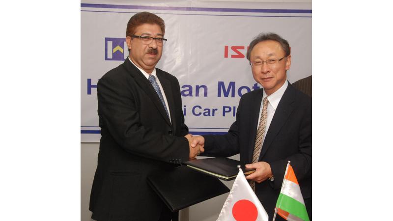Isuzu to assemble SUVs and pick-ups at Hindustan Motors' plant