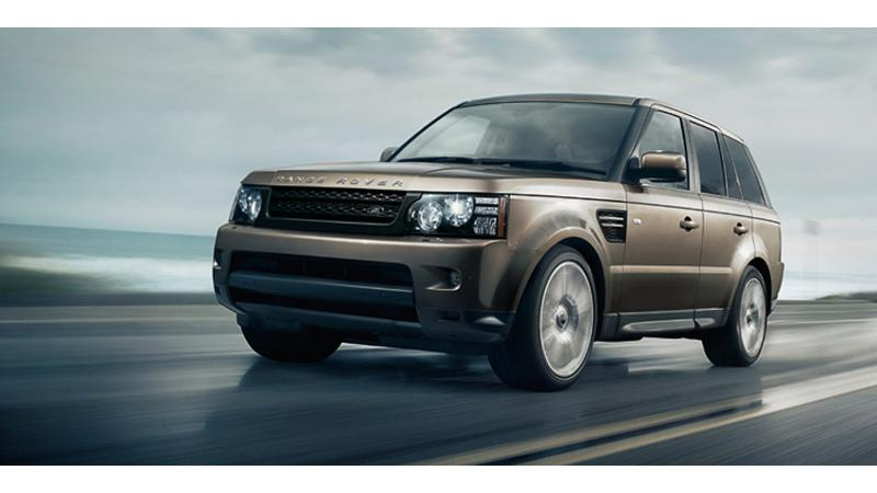 Range Rover Sport likely to be launched in October 2013