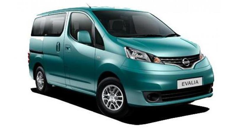 Price of Nissan Evalia shelved by almost Rs. 1 lakh