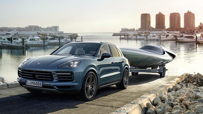 Porsche launched the new-gen Cayenne in India at Rs 1.19 crores