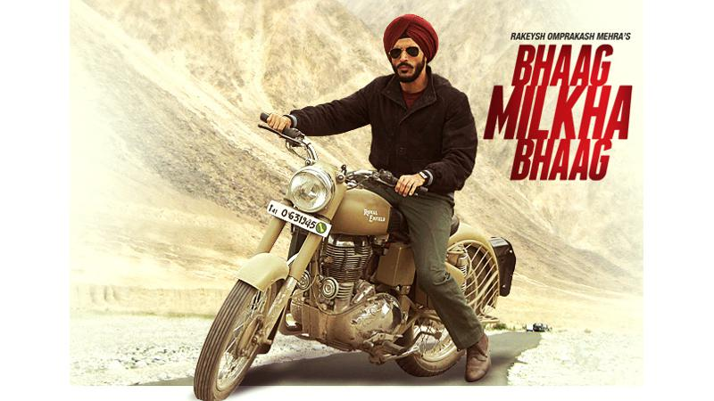 Royal Enfield offers a chance to ride the Bullet used by Farhan in Bhaag Milkha Bhaag