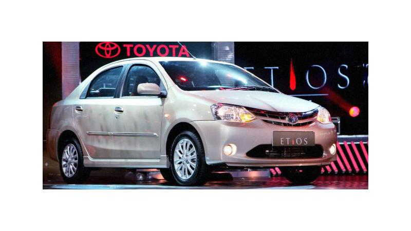 Toyota Etios hybrid may be launched in India