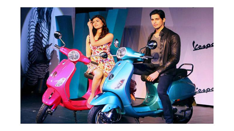Piaggio Vespa VX launched in India for Rs. 71,380