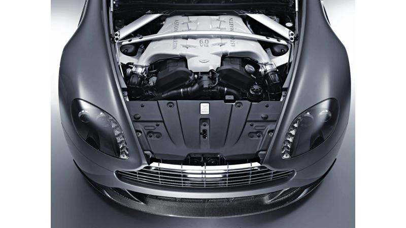Aston Martin V12 Vantage Picture Revealed!