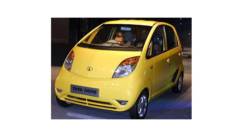 Nano Unveiled at Vibrant Gujarat Summit in India