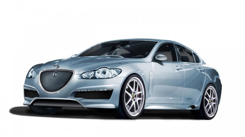 Jaguar XJ soon to be introduced with a 2.0 litre EcoBoost petrol engine in India