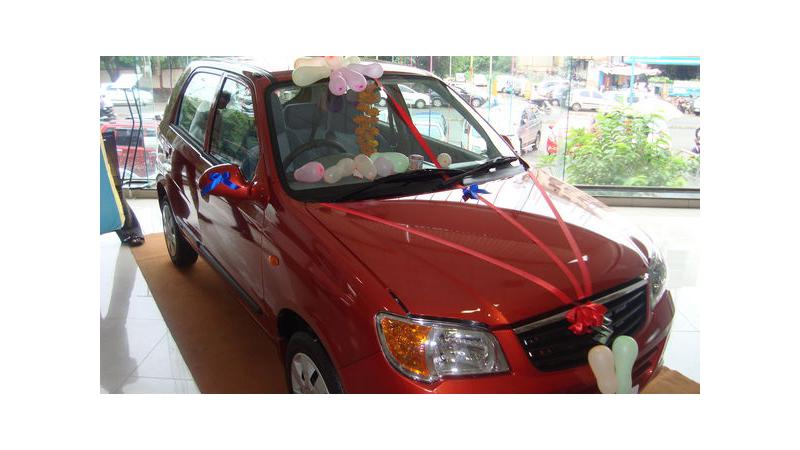 The success story of Maruti Alto K10