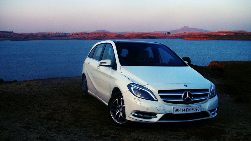 Mercedes-Benz B-Class diesel likely to be placed under the petrol variant