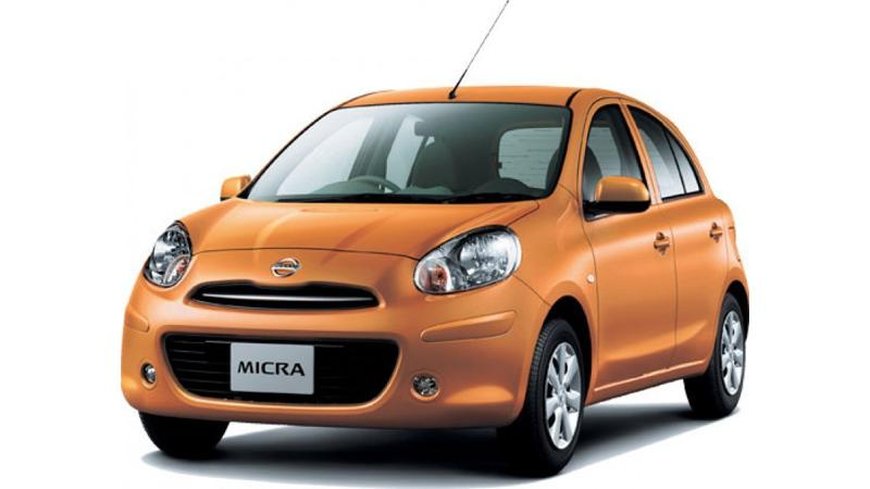 Nissan Micra facelift to enter Indian market during June-July 2013