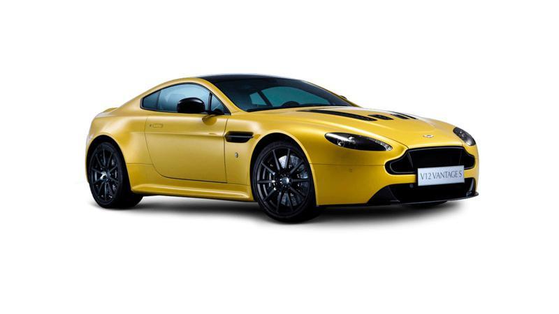 Aston Martin V12 Vantage Images