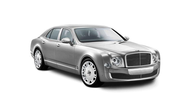 Bentley Mulsanne Images