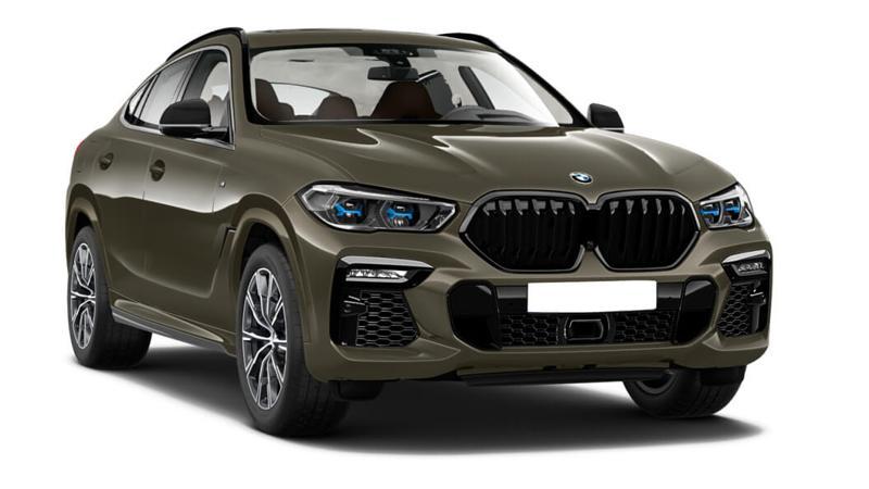 BMW X6 Images