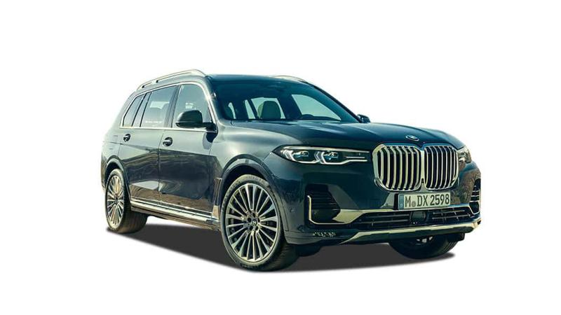 BMW X7 Images