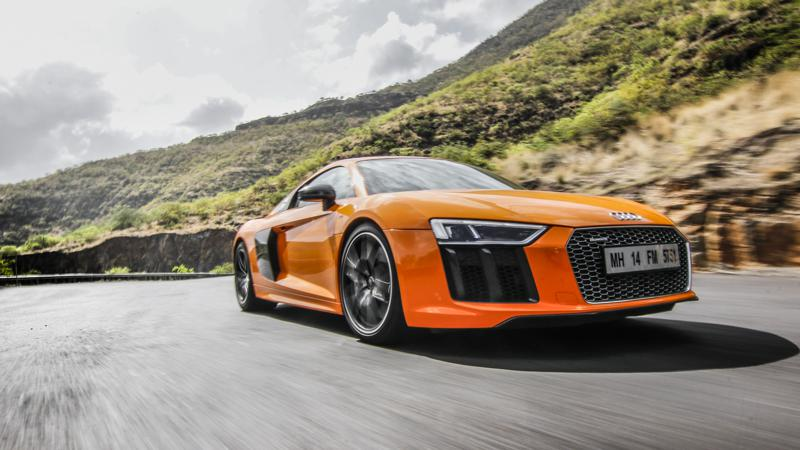 Audi R8 will not get a V6