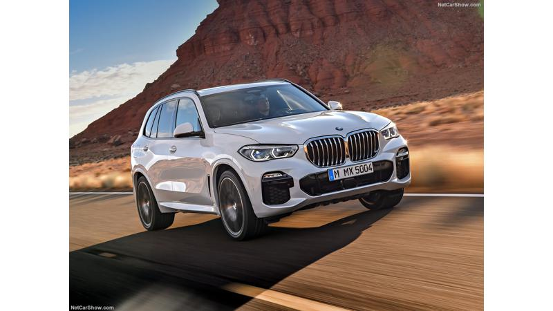 2019 BMW X5 officially unveiled