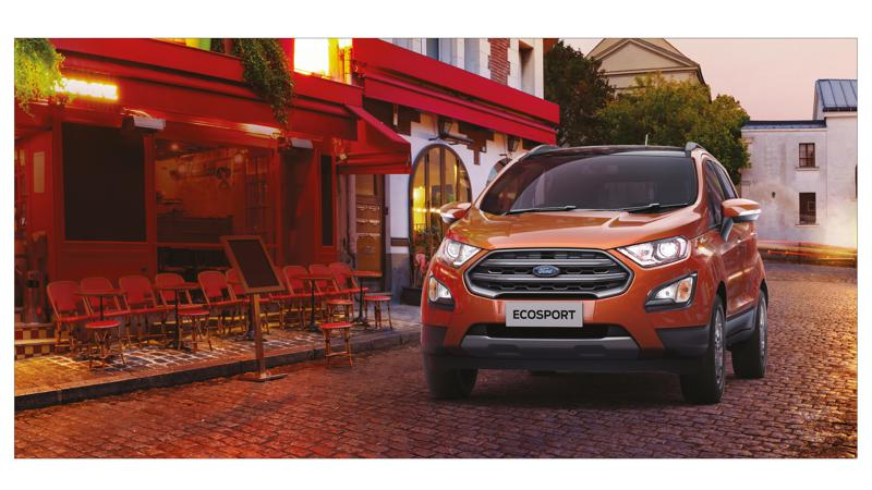 Ford introduces BS6 compliant EcoSport in India, price starts at Rs 8.04 lakhs