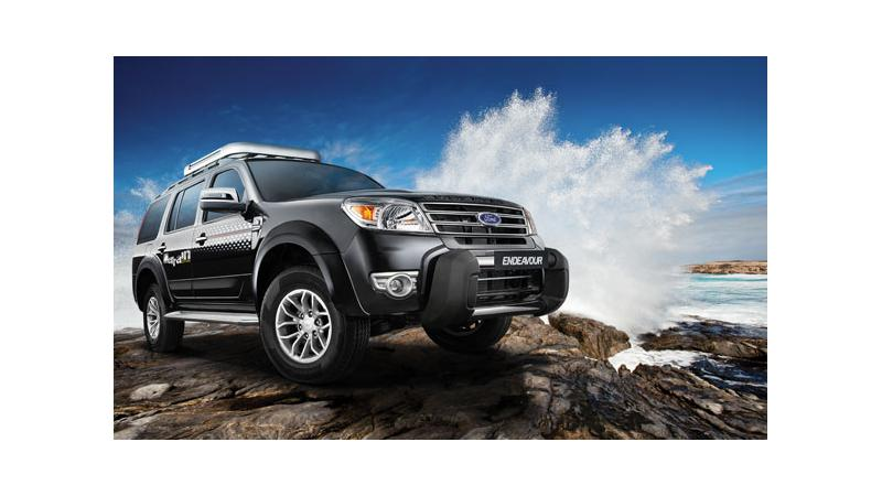 Ford India launches premium SUV Endeavour All-Terrain Edition model