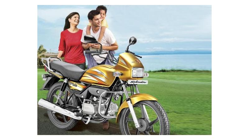 Hero launches Splendor Pro Gold at Rs 48,500 (ex-showroom Delhi)