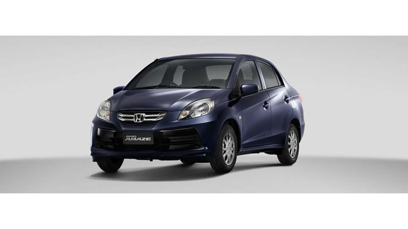 Honda Amaze expected to be launched on 16th April 2013 in India