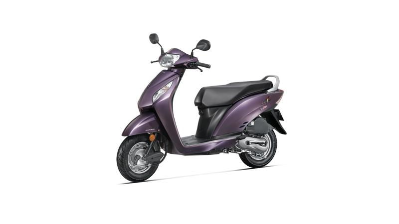 Honda Activa-I automatic scooter launched at Rs. 44,200