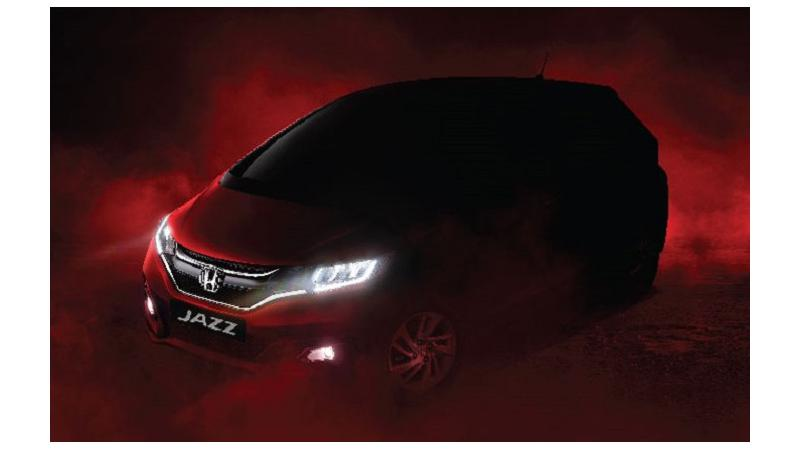 BS6 compliant Honda Jazz fascia teased