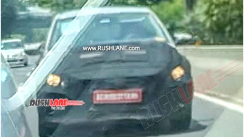 Next-gen Hyundai i20 continues testing in India