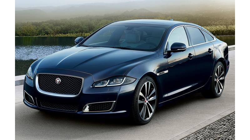 Jaguar launched the XJ50 in India at Rs 1.11 crores